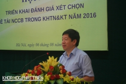 Vietnam: Basic research will aim to publish in high quality...
